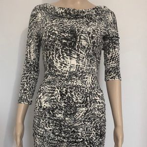 Jennifer Lopez Midi Dress XS